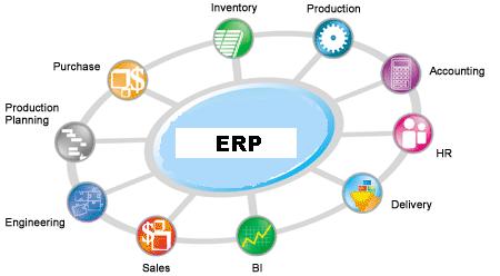 Enterprise Resources Planning System Integration